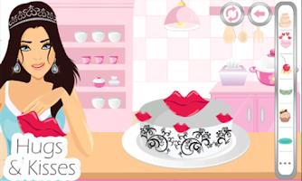 Screenshot of Princess Cakes