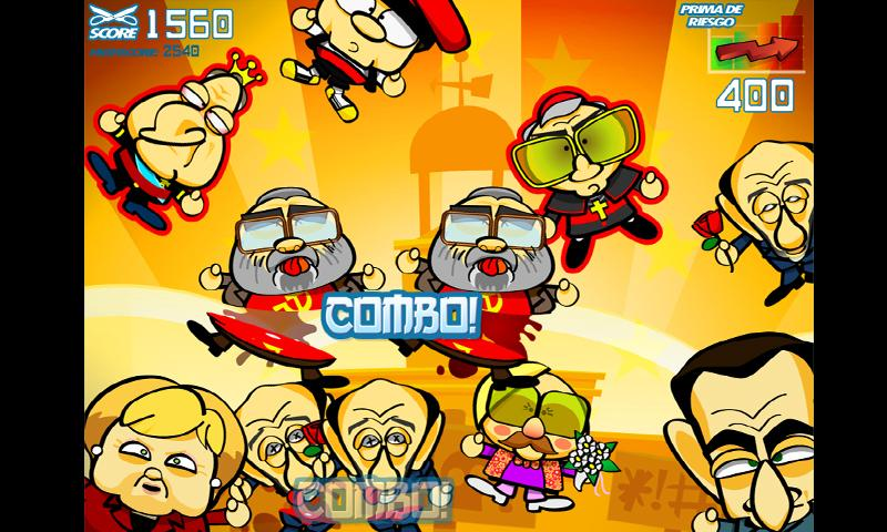 Mariano Ninja - screenshot