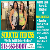 Strictly Fitness Muskogee