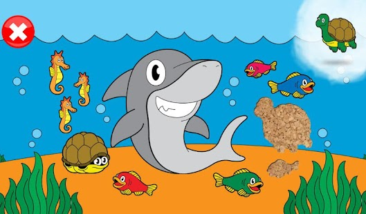 Joey's Animal Puzzles for Kids- screenshot thumbnail