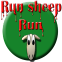 Run sheep run logo