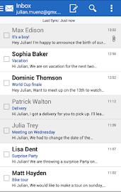 GMX Mail Screenshot 12