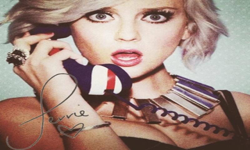 Perrie Edwards Wallpaper - screenshot