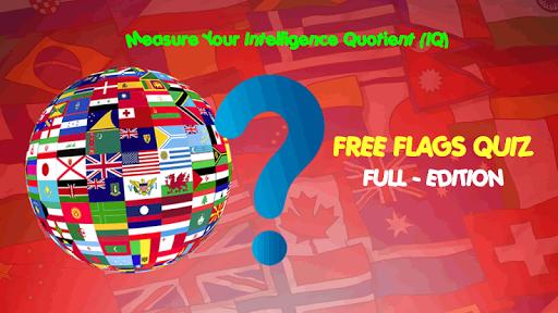 Free Flags Quiz - Full Edition