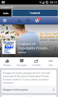 Radio Gruppocvit- screenshot thumbnail
