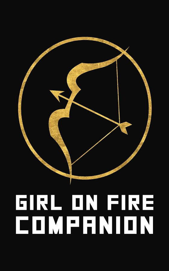 Girl on Fire Companion - screenshot