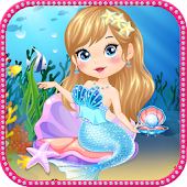 Makeover mermaid