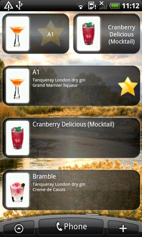 Cocktails Made Easy- screenshot