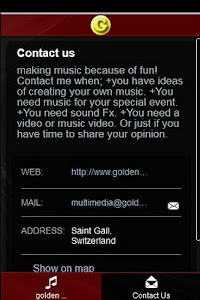 goldengel music screenshot 1