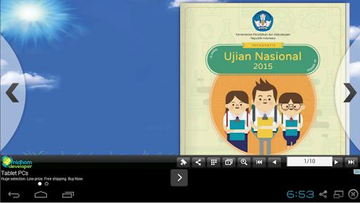 Informasi Penting UAN 2015