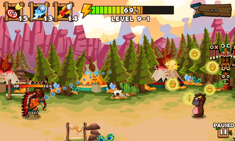 Fruit Shoot Archers- screenshot