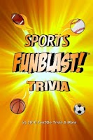 Screenshot of Sports FunBlast Trivia Quiz