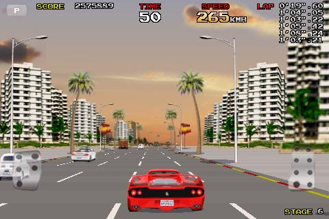 Final Freeway- screenshot