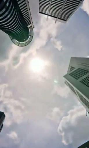 シンガポールはライブ壁紙