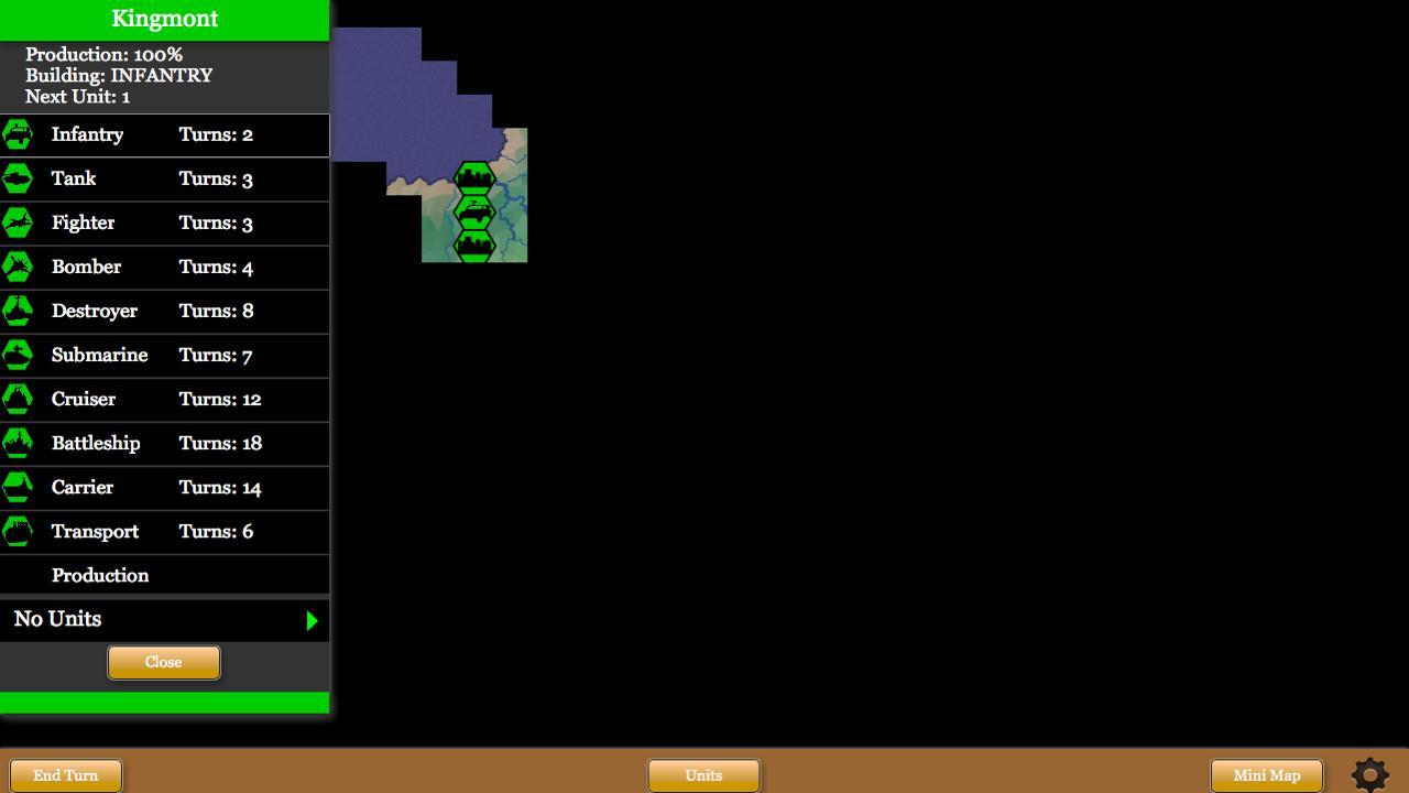Global Command- screenshot