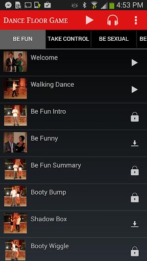 Dance Floor Game - Free