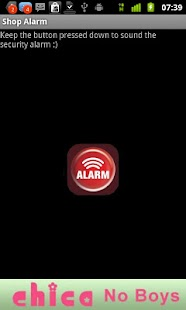 Alarm Sound - screenshot thumbnail