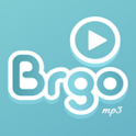 mp3 record-able Brgo player icon