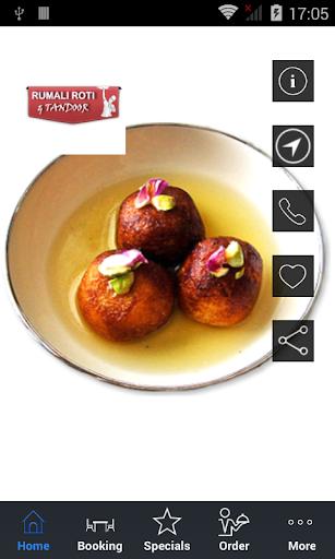 Rumali Roti Tandoor