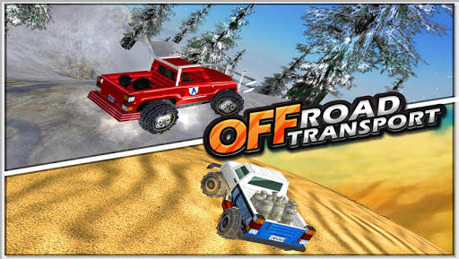Offroad Transport - 3D Game