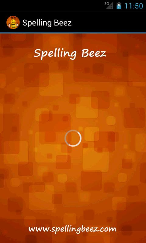 Spelling Beez- screenshot