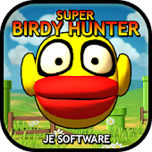 Super Floppy Bird 3D Hunter icon