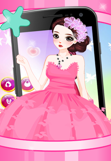 Shopaholic Girls Dress Up