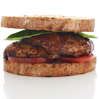 "Balsamic Portobello ""Burger"""