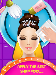 Princess Hair Salon Fashion Game Android Apps On Google Play - Barbie hairstyle design game