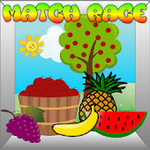 Fruit Game For Kids Color App