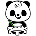 Memo Pad Panda (sticky) note icon