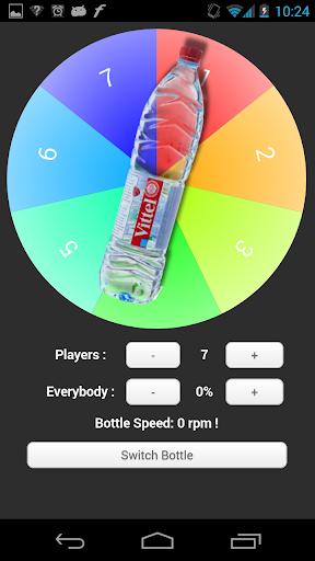 ボトルゲーム デラックスヴァーション