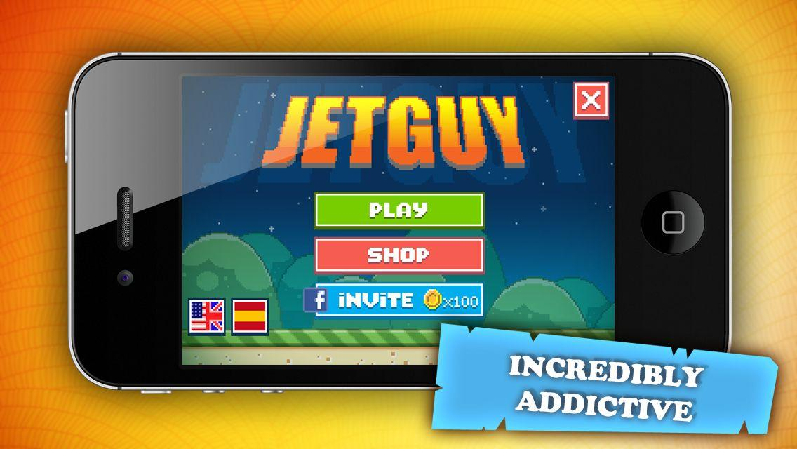 Jetguy- screenshot