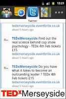 Screenshot of TEDxMerseyside