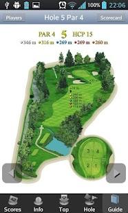 Golfclub Schwarzsee - screenshot thumbnail