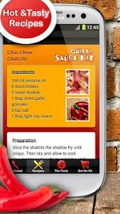 Chilli Sauce Kit- screenshot thumbnail