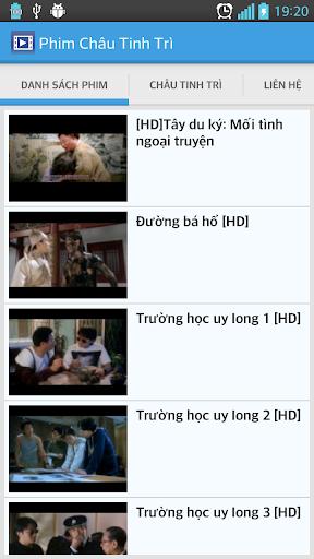 Phim Châu Trinh Trì
