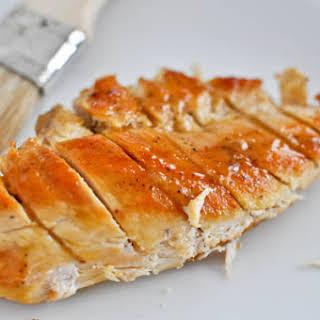 Caramelized Honey Dijon Chicken.