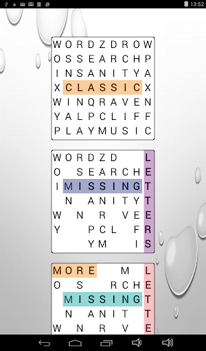 Word Search Insanity