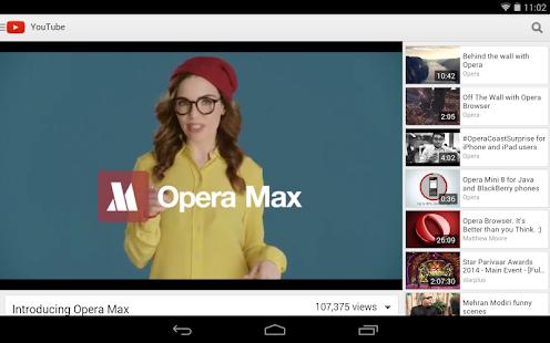 Opera browser - fast & safe Screenshot 13
