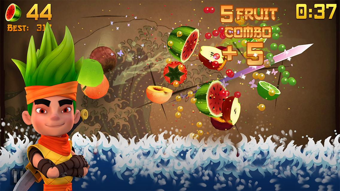 Where To Find Free Photos Fruit Ninja Free screenshot
