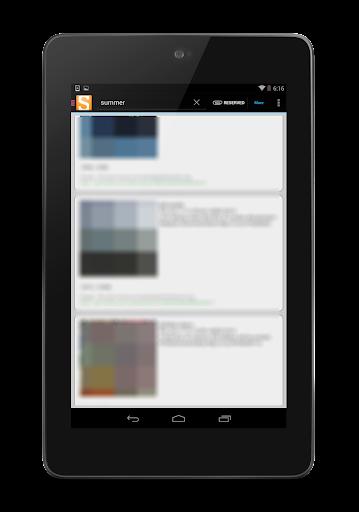 無料媒体与影片AppのScoop (リアルタイム画像検索)|記事Game
