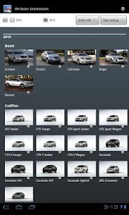 GM Dealer SalesAssistant - screenshot thumbnail
