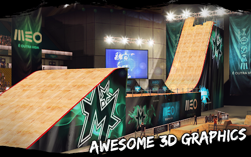 MegaRamp Skate Rivals - screenshot thumbnail