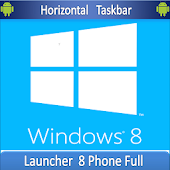 New Windows Launcher 8 PRO HD