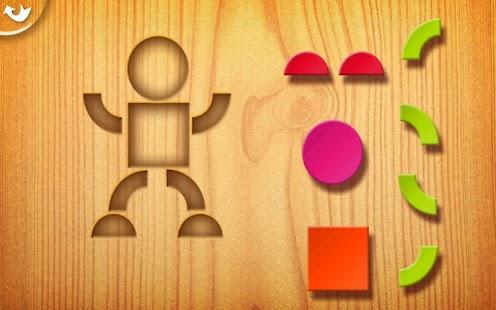 Kids Tangrams Lite- screenshot thumbnail