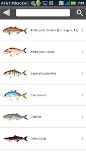 Sa fishing regulations android apps on google play for Nc fishing laws