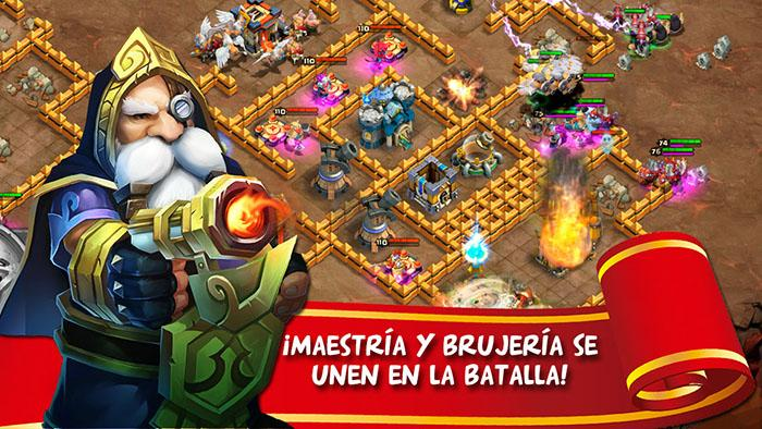 Castillo Furioso: Castle Clash - screenshot