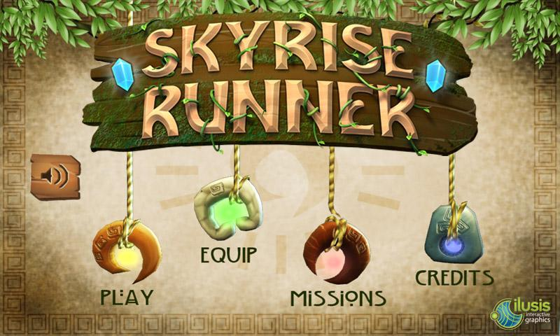 Skyrise Runner Zeewe - screenshot