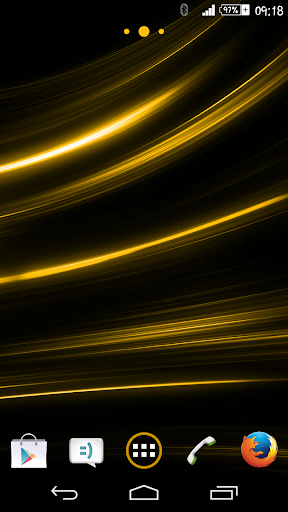 Yellow Rays Theme By Arjun